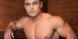 Calvin Chambers Gay Porn Star Colt Corbin Fisher Muscle Hunk