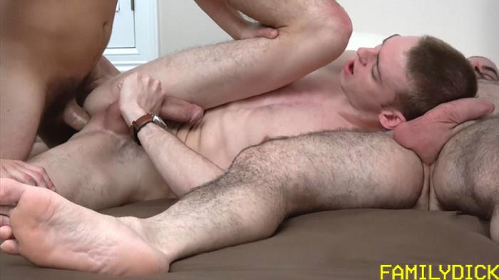 Gay porn family dick