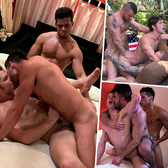 Gay Porn Behind The Scenes Raw Double Penetrations No Holes Spared