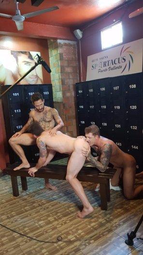 Gay Porn Stars Lucas Ent Puerto Vallarta 2017 18