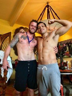 Gay Porn Stars Lucas Ent Puerto Vallarta 2017 26