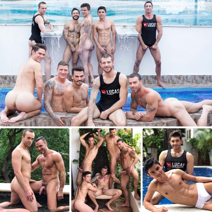 Gay Porn Stars LucasEnt Puerto Vallarta 2017