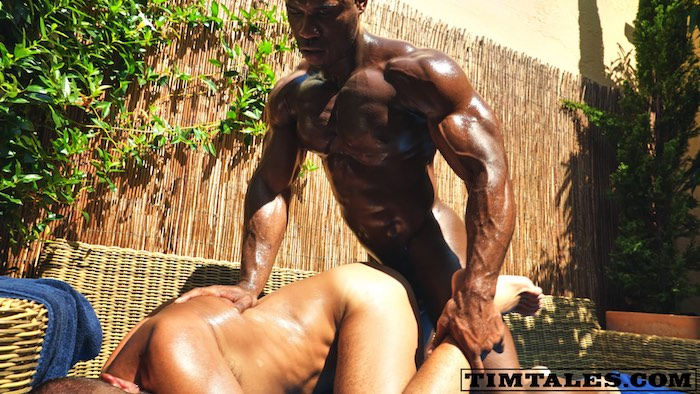 Ridder Rivera Gay Porn Bodybuilder Chucho Martin