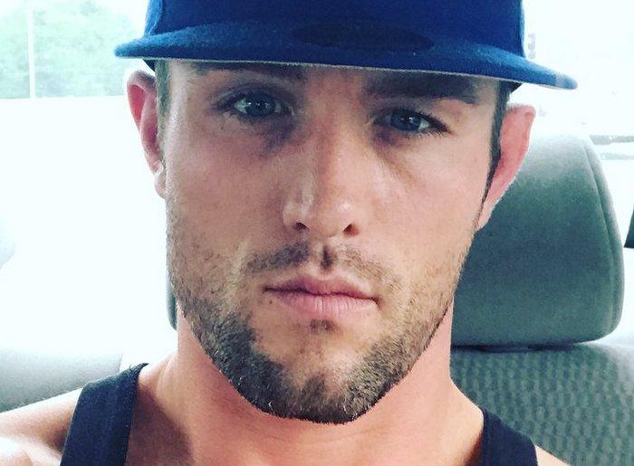 Ryan Rose Black Eyes Gay Porn Star