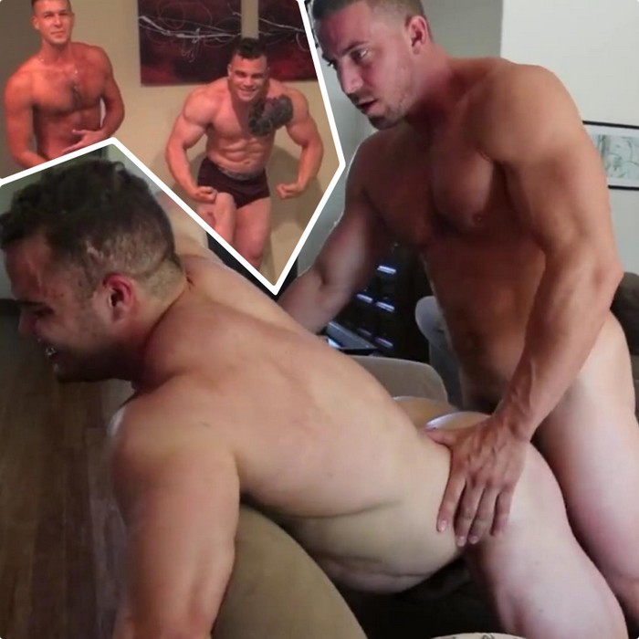 Buck Carter Bodybuilder Bottom Gay Porn Derek Jones Mathieu Sire