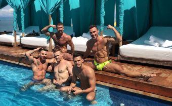 Gay Porn Stars Lucas Entertainment Mexico 14