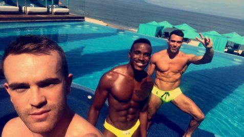 Gay Porn Stars Lucas Entertainment Mexico 25