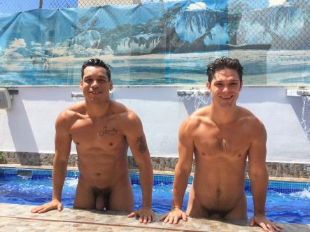 Gay Porn Stars Lucas Entertainment Mexico 27