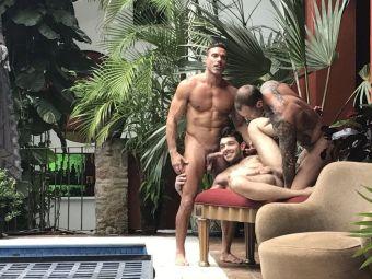 Gay Porn Stars Lucas Entertainment Mexico 47