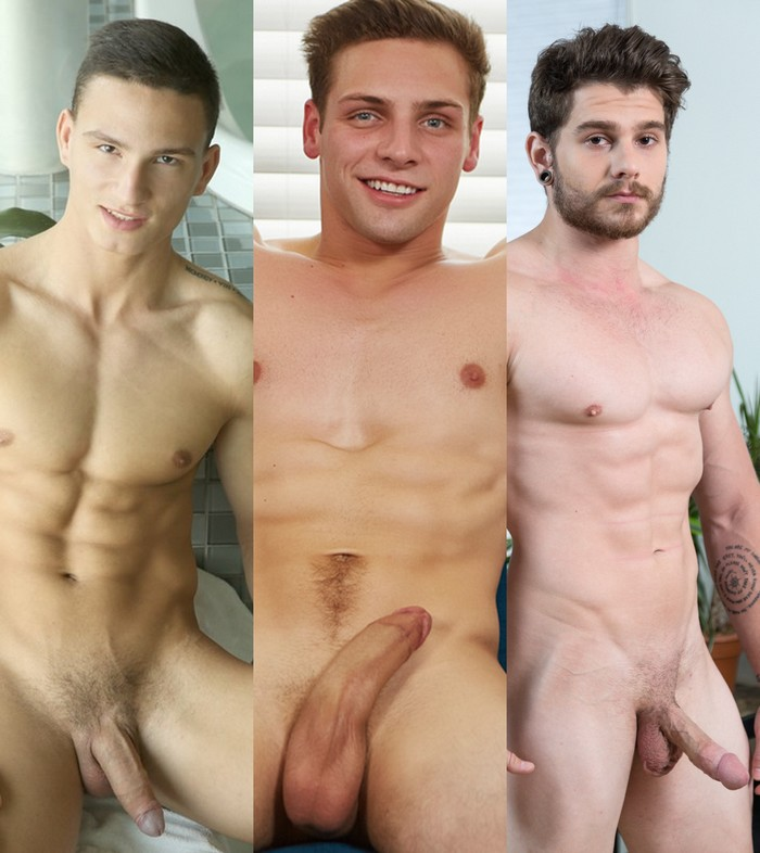 Gay Porn Stars Naked Max Antoine Meloni Matty Strong