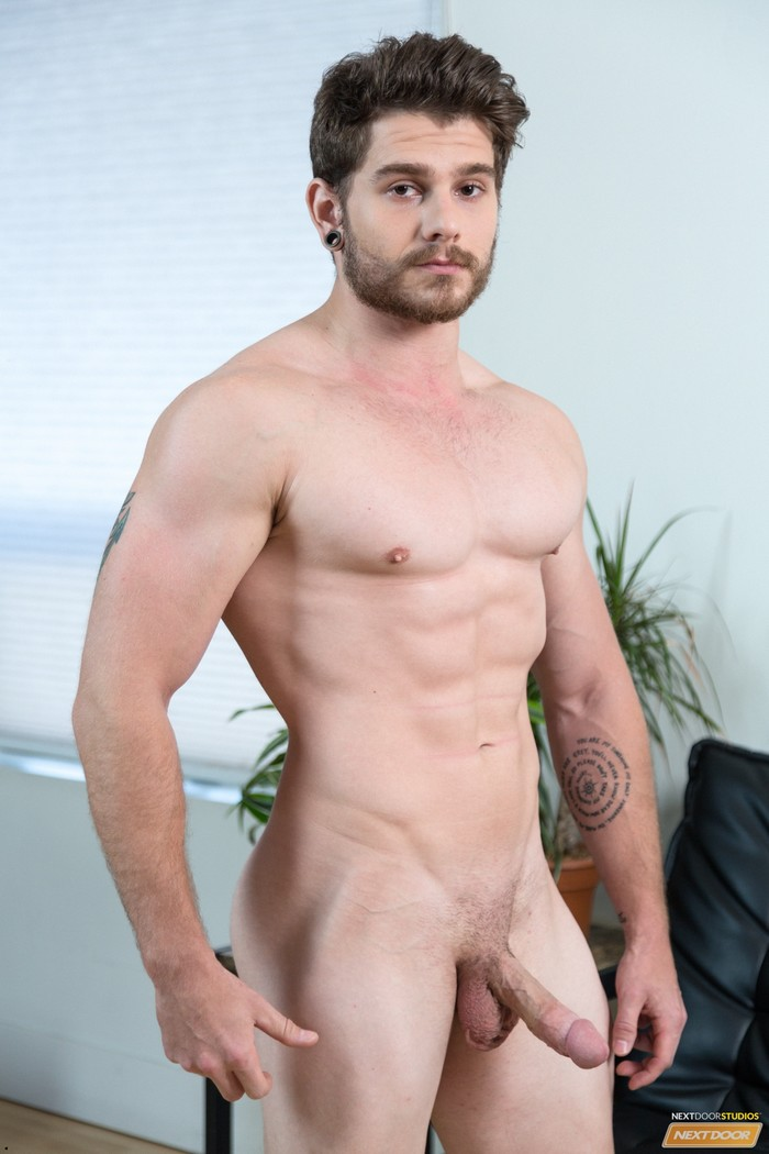Matty Strong Gay Porn Star Naked