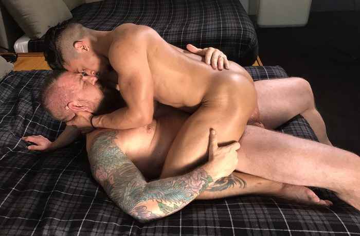 Rocco Steele Armond Rizzo Gay Porn Behind The Scenes