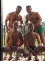 Gay Porn Stars Lucas Ent Barcelona 2017 Gay Porn 07