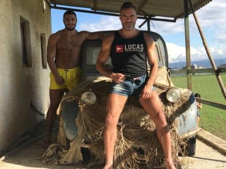 Gay Porn Stars Lucas Ent Barcelona 2017 Gay Porn 28