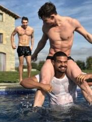 Gay Porn Stars Lucas Ent Barcelona 2017 Gay Porn 33