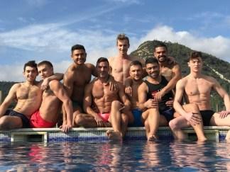 Gay Porn Stars Lucas Ent Barcelona 2017 Gay Porn 34