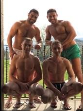 Gay Porn Stars Lucas Ent Barcelona 2017 Gay Porn 37