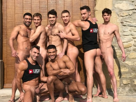 Gay Porn Stars Lucas Ent Barcelona 2017 Gay Porn 41
