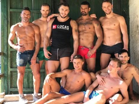 Gay Porn Stars Lucas Ent Barcelona 2017 Gay Porn 48