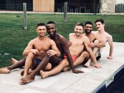 Gay Porn Stars Lucas Ent Barcelona 2017 Gay Porn 59