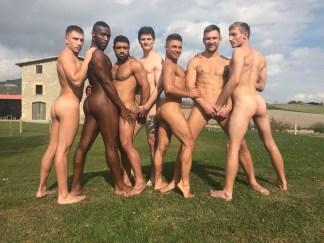 Gay Porn Stars Lucas Ent Barcelona 2017 Gay Porn 63