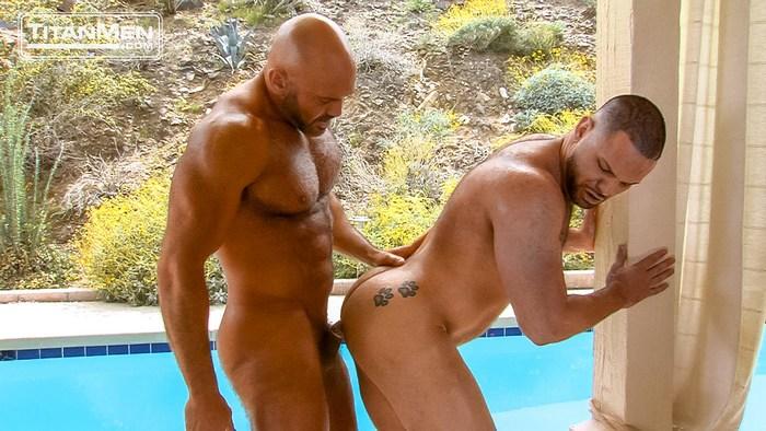 Gay Porn TitanMen Jesse Jackman Julian Knowles