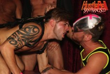 HustlaBall San Francisco Casey Evertt Gang Bang 07