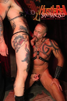 HustlaBall San Francisco Dallas Steele Teddy Bryce Ian Greene 07