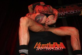 HustlaBall San Francisco Dallas Steele Teddy Bryce Ian Greene 13