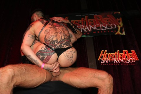 HustlaBall San Francisco Dallas Steele Teddy Bryce Ian Greene 14
