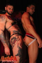 HustlaBall San Francisco Dallas Steele Teddy Bryce Ian Greene 16