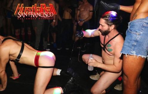 HustlaBall San Francisco Gay Porn Ashley Ryder Gang-Fisted 01