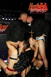 HustlaBall San Francisco Gay Porn Dallas Steele Brian Bonds Ashley Ryder Josh Milk 10