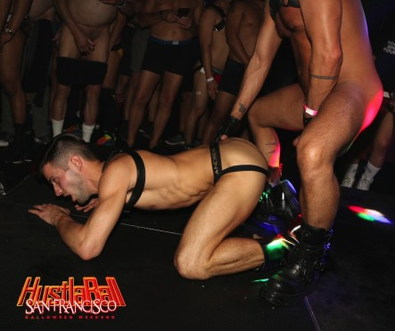 HustlaBall San Francisco Gay Porn Dominic Pacifico Casey Everett 18