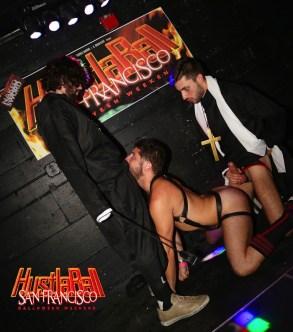 HustlaBall San Francisco Gay Porn Scott DeMarco Jackson Fillmore 08