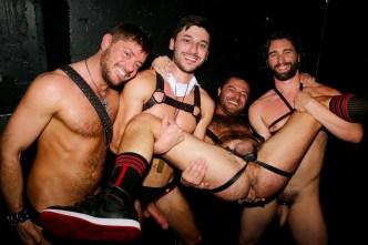 HustlaBall San Francisco Gay Porn Scott DeMarco Jackson Fillmore 29