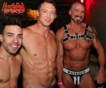 HustlaBall San Francisco Gay Porn Stars Backstage 02