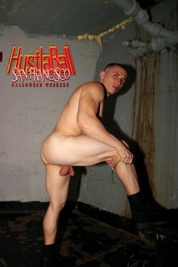HustlaBall San Francisco Gay Porn Stars Backstage 06