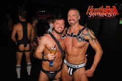 HustlaBall San Francisco Gay Porn Stars Backstage 24