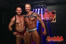HustlaBall San Francisco Gay Porn Stars Backstage 41