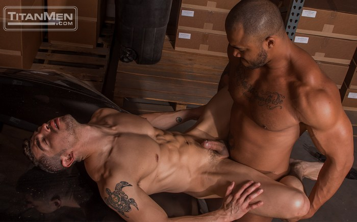 Jason Vario Gay Porn Jeremy Spreadums Muscle Hunk TitanMen