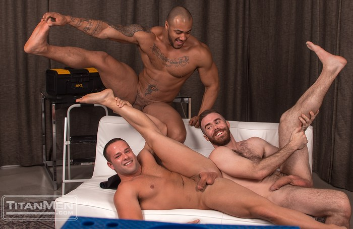 Gay Porn Naked Jason Vario Matthew Bosch Luke Adams