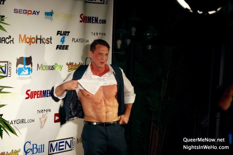 Gay Porn Stars Cybersocket Awards 2018 01