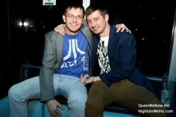 Gay Porn Stars Cybersocket Awards 2018 33