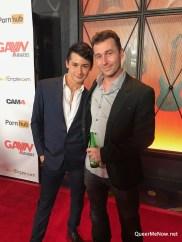 Gay Porn Stars GayVN Awards 2018 01