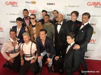 Gay Porn Stars GayVN Awards 2018 02