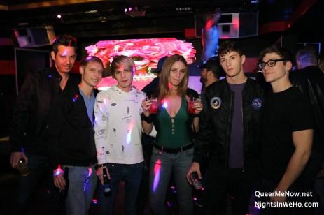 Gay Porn Stars GayVN Parties 2018 31