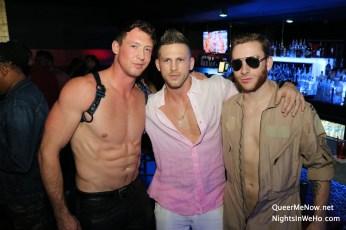 Gay Porn Stars GayVN Parties 2018 32