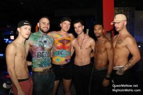 Gay Porn Stars GayVN Parties 2018 45