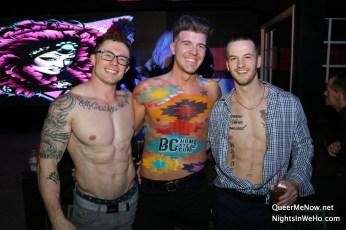 Gay Porn Stars GayVN Parties 2018 50